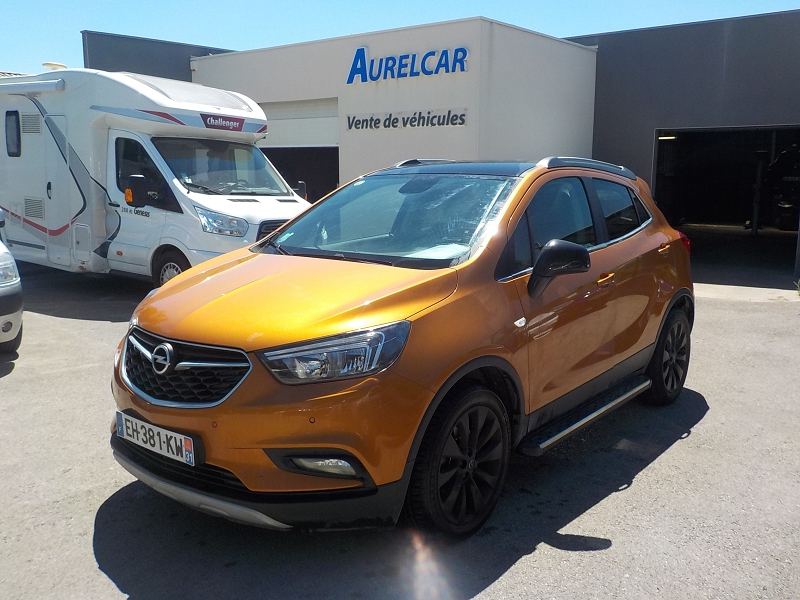 Photo 1 de l'offre de OPEL MOKKA X 1.6 CDTI 136CH COLOR EDITION 4X2 à 13490€ chez Aurelcar