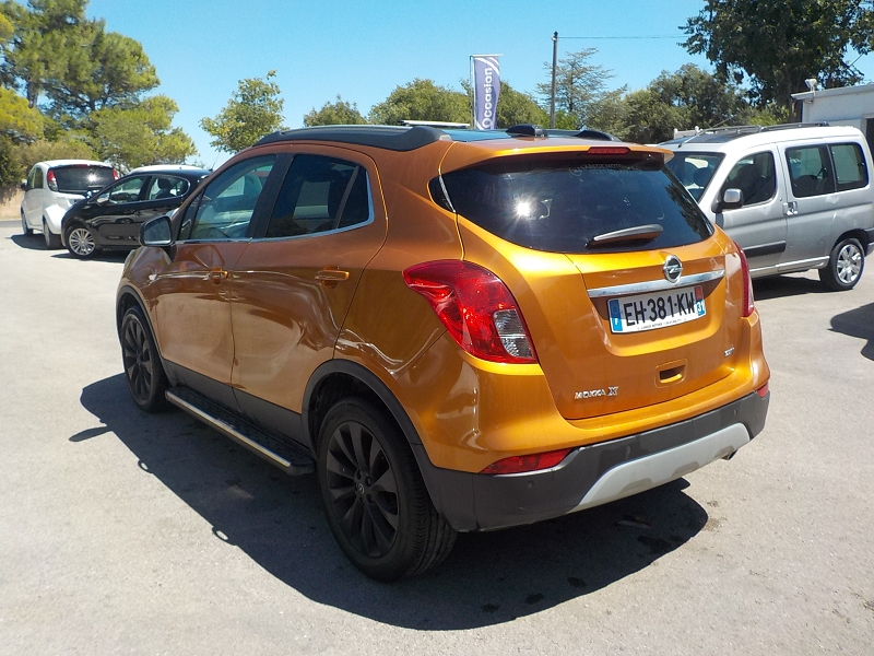 Photo 2 de l'offre de OPEL MOKKA X 1.6 CDTI 136CH COLOR EDITION 4X2 à 13490€ chez Aurelcar