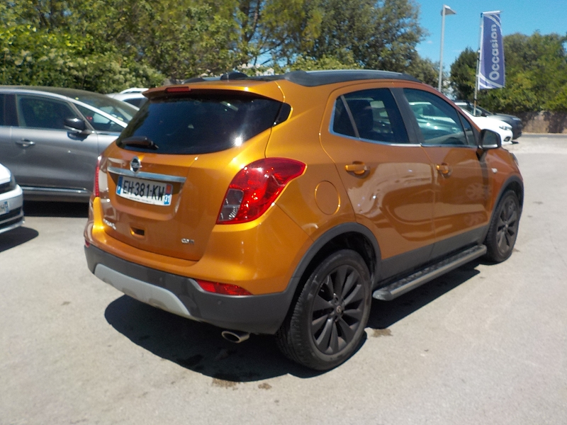 Photo 3 de l'offre de OPEL MOKKA X 1.6 CDTI 136CH COLOR EDITION 4X2 à 13490€ chez Aurelcar