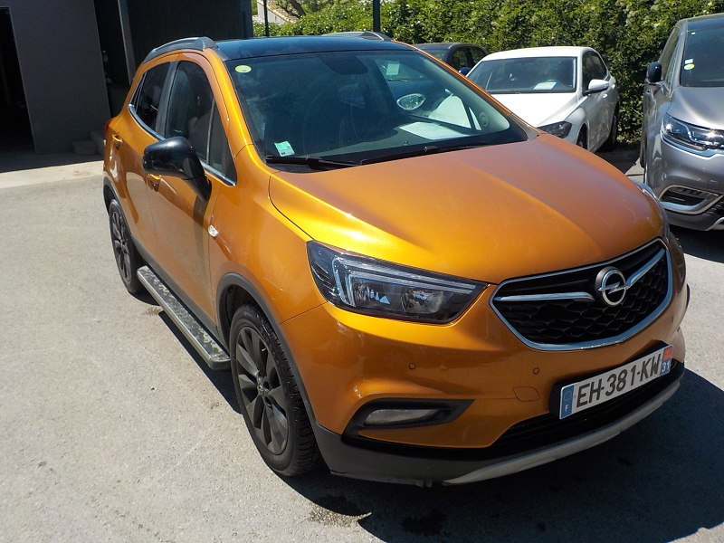 Photo 4 de l'offre de OPEL MOKKA X 1.6 CDTI 136CH COLOR EDITION 4X2 à 13490€ chez Aurelcar